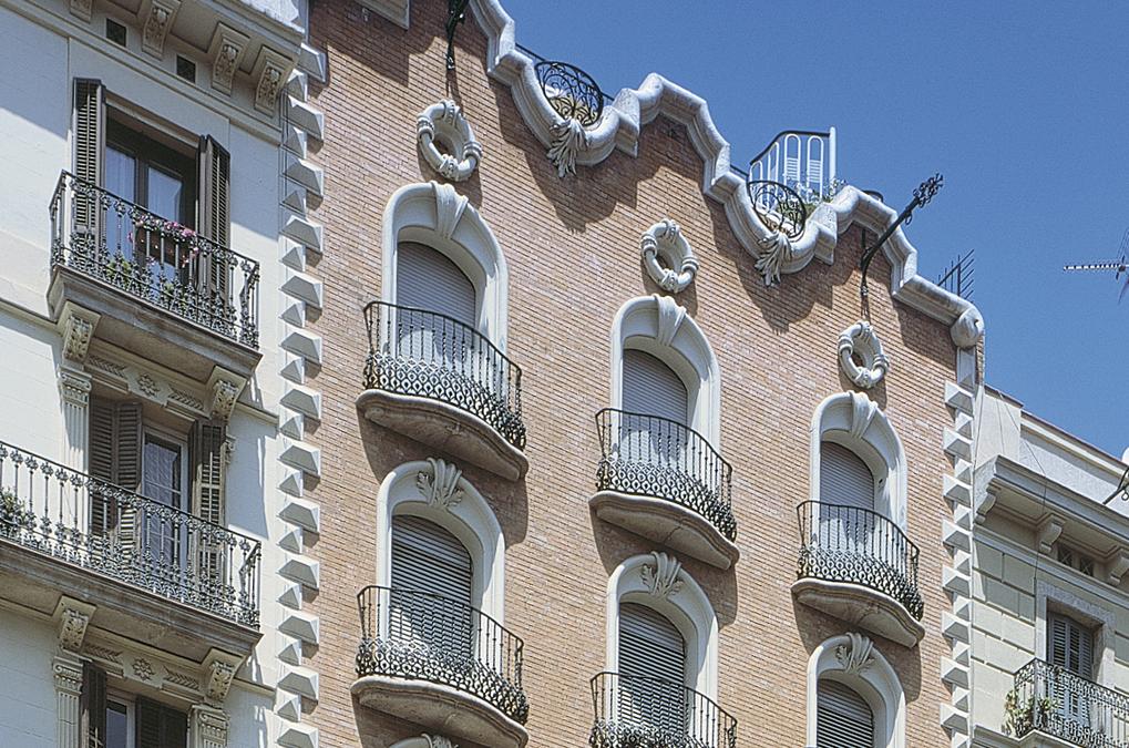 Barcelona, Ciutat Vella. C/ Tallers 68bis